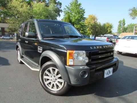 2008 Land Rover LR3 for sale at K & S Motors Corp in Linden NJ