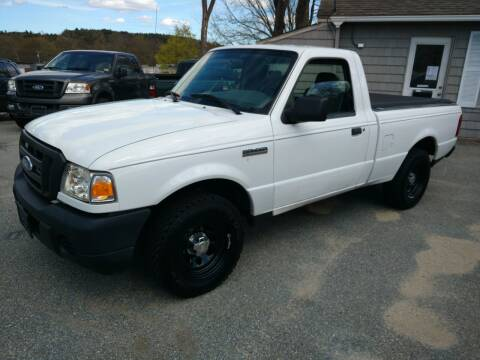 2008 Ford Ranger for sale at Auto Brokers of Milford in Milford NH