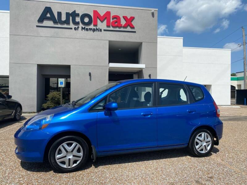 2008 Honda Fit for sale at AutoMax of Memphis - V Brothers in Memphis TN