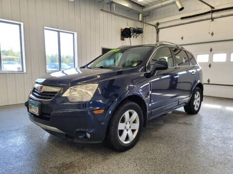 2008 Saturn Vue for sale at Sand's Auto Sales in Cambridge MN