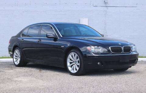2008 BMW 7 Series for sale at No 1 Auto Sales in Hollywood FL
