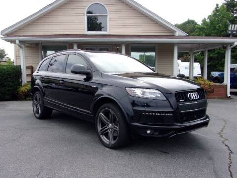 2015 Audi Q7 for sale at Adams Auto Group Inc. in Charlotte NC
