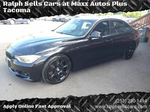 2013 BMW 3 Series for sale at Ralph Sells Cars at Maxx Autos Plus Tacoma in Tacoma WA