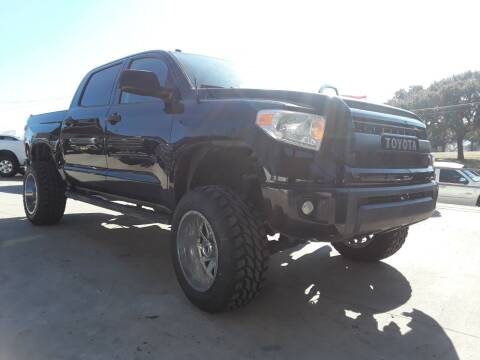 2014 Toyota Tundra for sale at Speedway Motors TX in Fort Worth TX