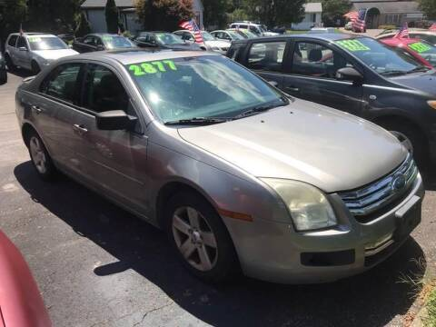 2009 Ford Fusion for sale at Klein on Vine in Cincinnati OH
