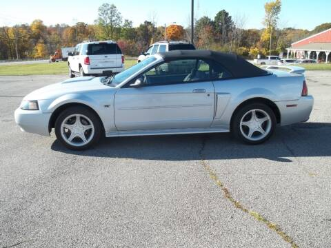 2002 Ford Mustang for sale at Rt. 44 Auto Sales in Chardon OH