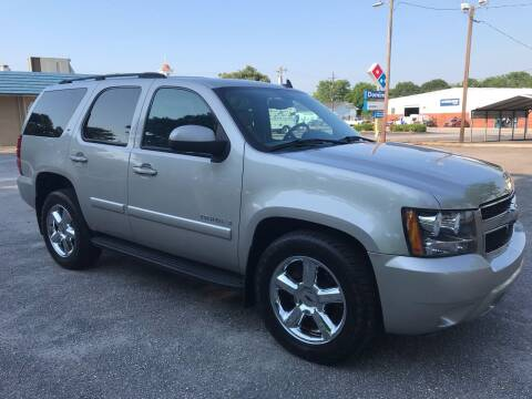 2007 Chevrolet Tahoe for sale at Cherry Motors in Greenville SC