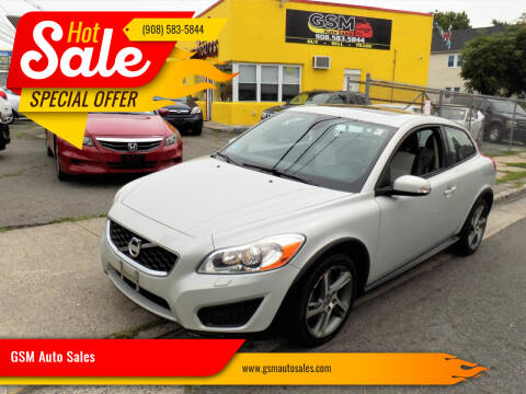 2013 Volvo C30 for sale at GSM Auto Sales in Linden NJ