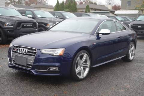 2014 Audi S5 for sale at Olger Motors, Inc. in Woodbridge NJ