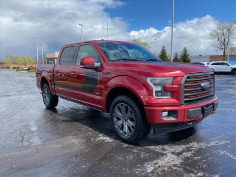 2017 Ford F-150 for sale at LASCO FORD in Fenton MI