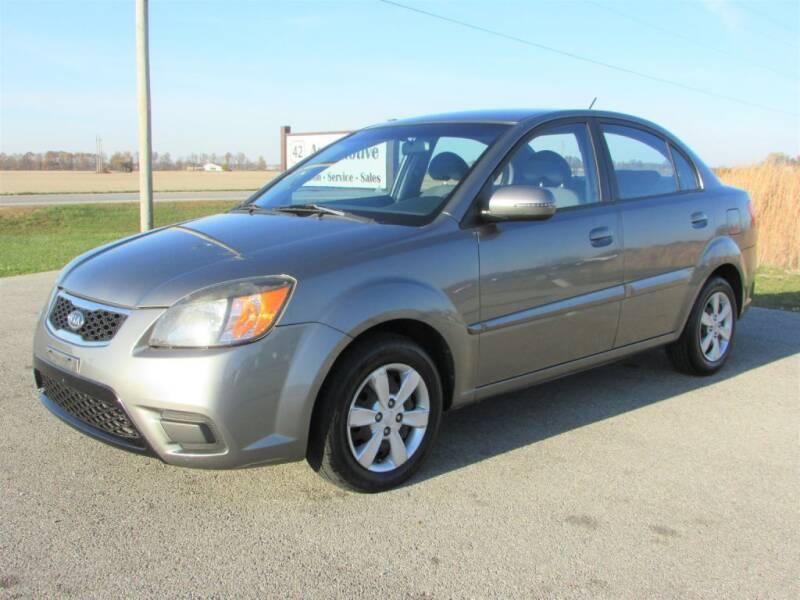 2011 Kia Rio for sale at 42 Automotive in Delaware OH