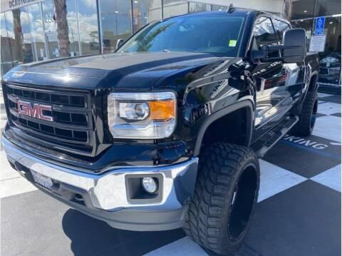 2015 GMC Sierra 1500 for sale at AutoDeals in Hayward CA