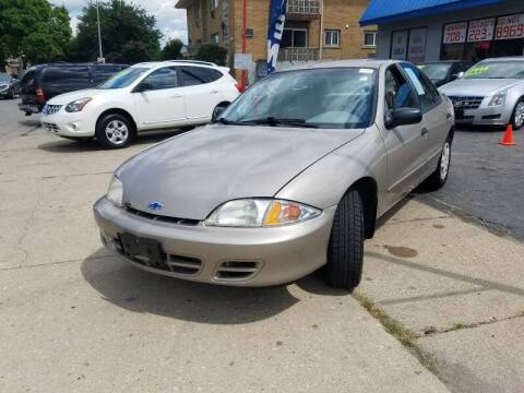 2000 Chevrolet Cavalier for sale at Nationwide Auto Group in Melrose Park IL