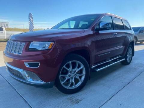 2015 Jeep Grand Cherokee for sale at Platinum Car Brokers in Spearfish SD