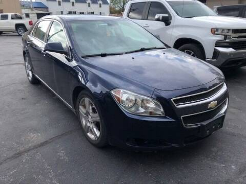 2009 Chevrolet Malibu for sale at RT Auto Center in Quincy IL