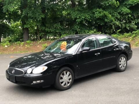 2007 Buick LaCrosse for sale at Kimp Enterprises LLC in Waterbury CT