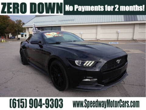 2015 Ford Mustang for sale at Speedway Motors in Murfreesboro TN