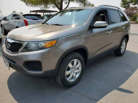 2011 Kia Sorento for sale at Matador Motors in Sacramento CA