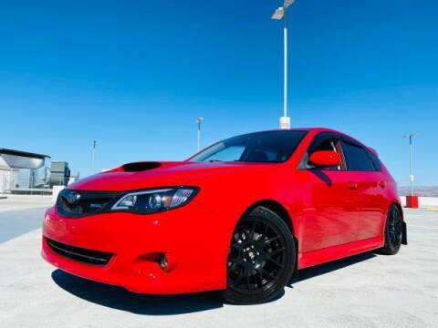2010 Subaru Impreza for sale at Wholesale Auto Plaza Inc. in San Jose CA