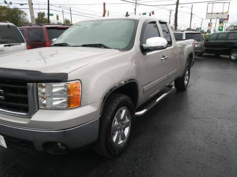 2008 GMC Sierra 1500 for sale at Rucker's Auto Sales Inc. in Nashville TN