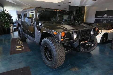 2003 HUMMER H1 for sale at OC Autosource in Costa Mesa CA