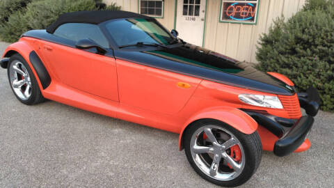 2000 Plymouth Prowler for sale at Haigler Motors Inc in Tyler TX