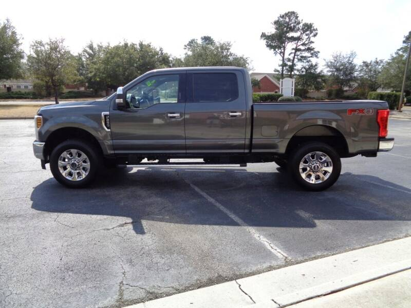 2018 Ford F-250 Super Duty for sale at BALKCUM AUTO INC in Wilmington NC