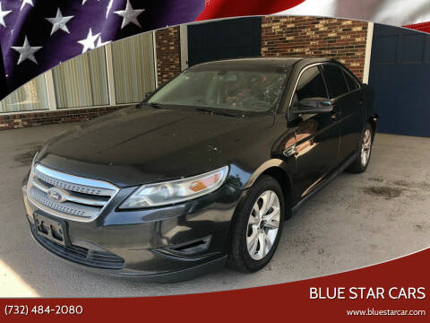 2011 Ford Taurus for sale at Blue Star Cars in Jamesburg NJ