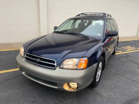 2001 Subaru Outback for sale at Carland Auto Sales INC. in Portsmouth VA