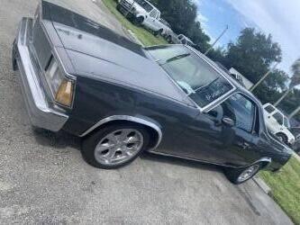1981 Chevrolet El Camino for sale at DAN'S DEALS ON WHEELS in Davie FL
