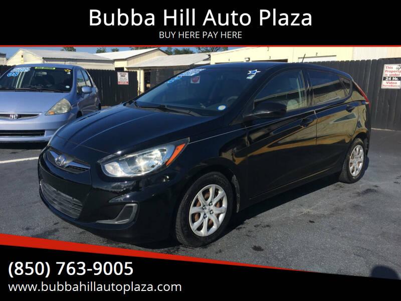 2012 Hyundai Accent for sale at Bubba Hill Auto Plaza in Panama City FL
