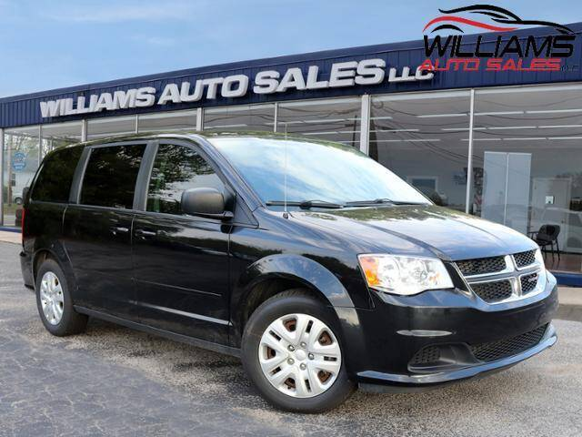 2016 Dodge Grand Caravan for sale at Williams Auto Sales, LLC in Cookeville TN