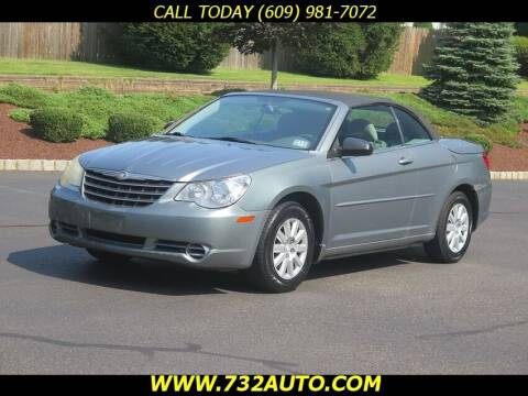 2008 Chrysler Sebring for sale at Absolute Auto Solutions in Hamilton NJ
