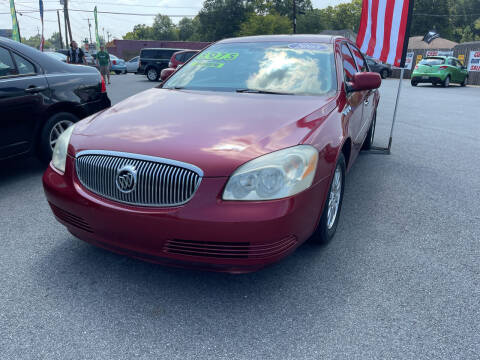 2008 Buick Lucerne for sale at Cars for Less in Phenix City AL