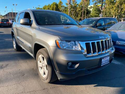 2011 Jeep Grand Cherokee for sale at San Jose Auto Outlet in San Jose CA