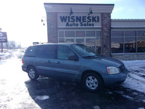 2005 Ford Freestar for sale at Wisneski Auto Sales, Inc. in Green Bay WI