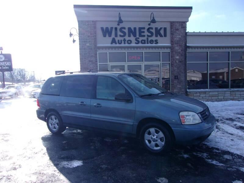 2005 Ford Freestar for sale at Wisneski Auto Sales, Inc. in Green Bay WI
