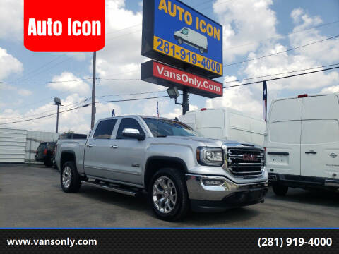 2018 GMC Sierra 1500 for sale at Auto Icon in Houston TX