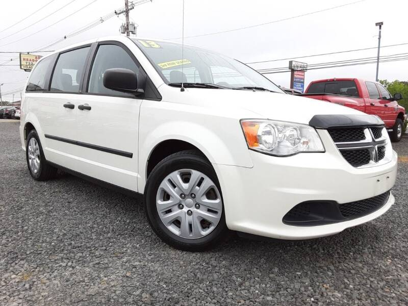 2013 Dodge Grand Caravan for sale at Auto Headquarters in Lakewood NJ