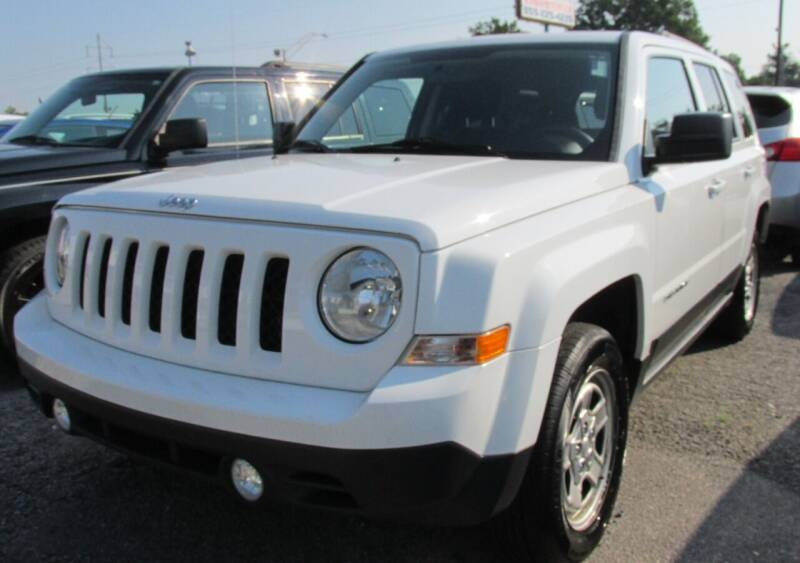 2015 Jeep Patriot for sale at Express Auto Sales in Lexington KY