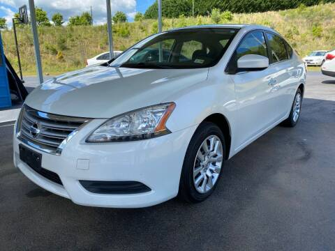 2013 Nissan Sentra for sale at Elite Auto Brokers in Lenoir NC