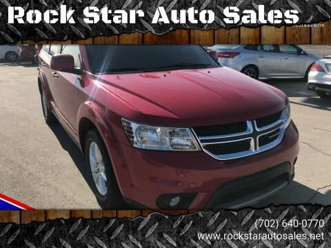 2016 Dodge Journey for sale at Rock Star Auto Sales in Las Vegas NV