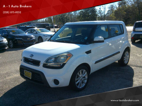 2013 Kia Soul for sale at A - 1 Auto Brokers in Ocean Springs MS