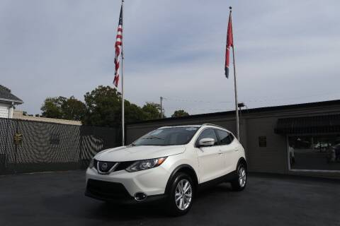 2019 Nissan Rogue Sport for sale at Danny Holder Automotive in Ashland City TN