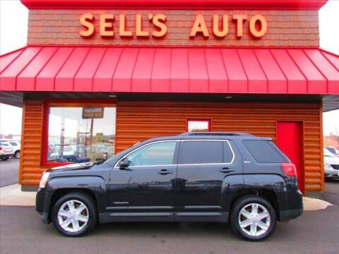 2012 GMC Terrain for sale at Sells Auto INC in Saint Cloud MN