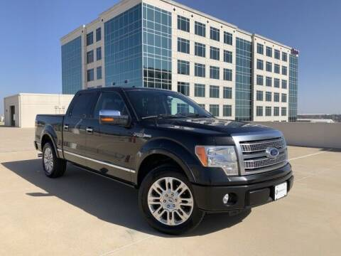 2010 Ford F-150 for sale at SIGNATURE Sales & Consignment in Austin TX