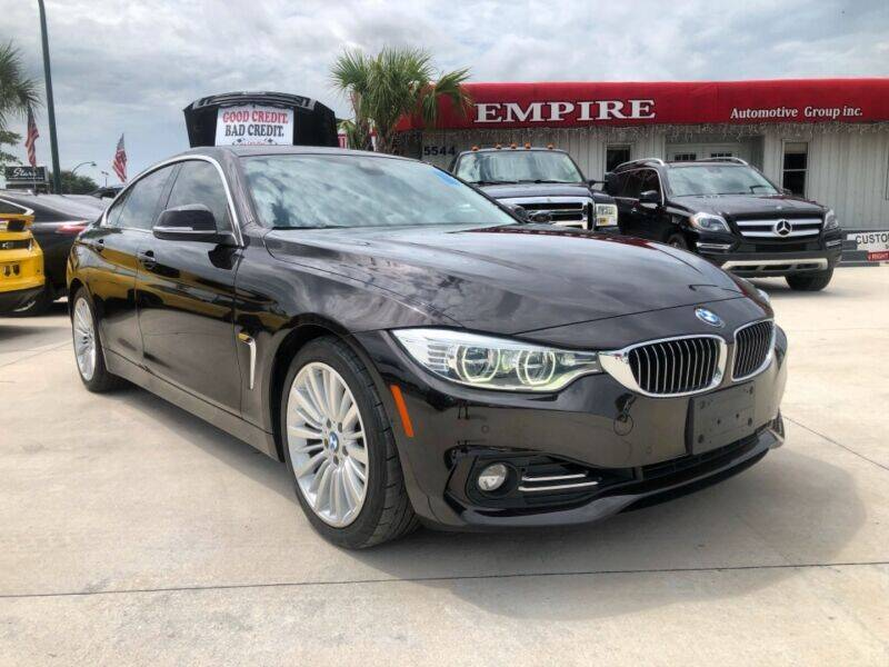 2015 BMW 4 Series for sale at Empire Automotive Group Inc. in Orlando FL