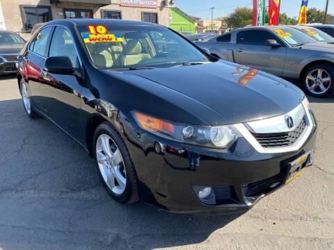 2010 Acura TSX for sale at Super Cars Sales Inc #1 - Super Auto Sales Inc #2 in Modesto CA