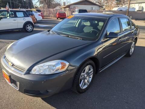 2011 Chevrolet Impala for sale at Progressive Auto Sales in Twin Falls ID