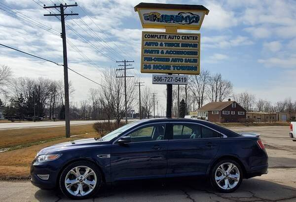 2011 Ford Taurus for sale at JEREMYS AUTOMOTIVE in Casco MI